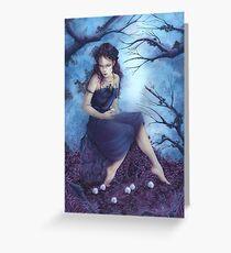 Garden of secrets Greeting Card