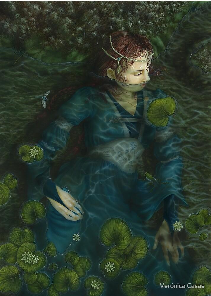 Ophelia by Verónica Casas