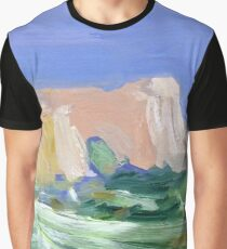 green water Graphic T-Shirt