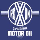 Roxxon Premium Motor Oil (Aged look) by KRDesign