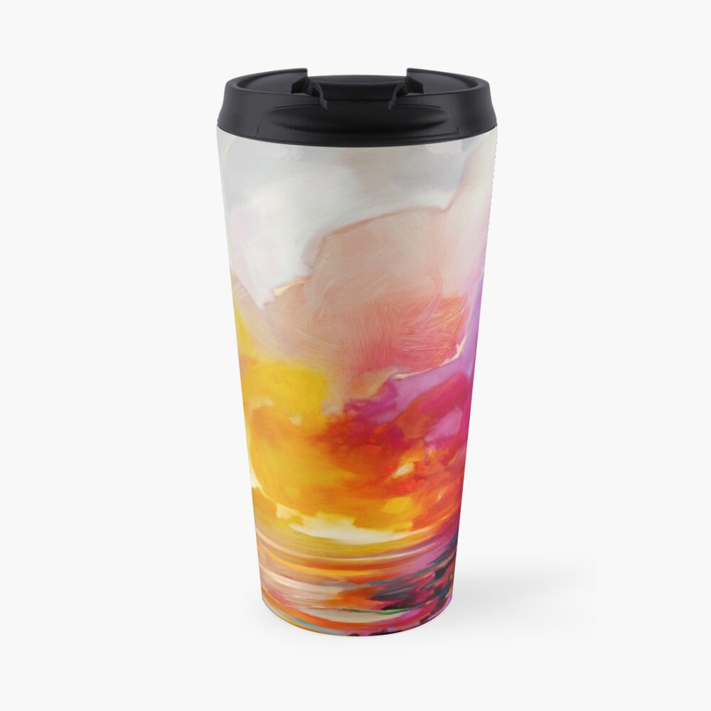Magenta Shade Travel Mug