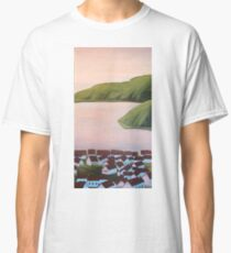 pink water Classic T-Shirt