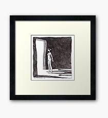 Emo Framed Print