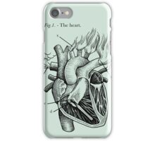 The Heart iPhone Case/Skin