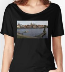 Blokzijl, the Netherlands Women's Relaxed Fit T-Shirt
