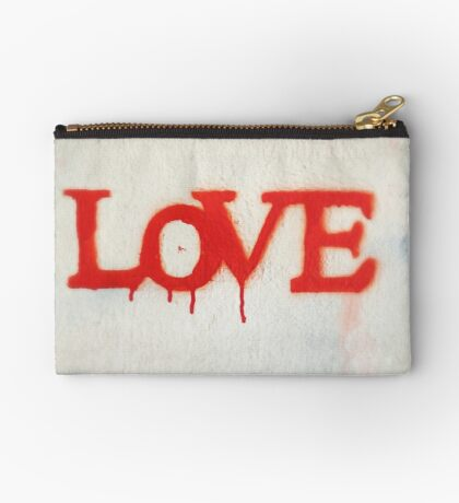 All You Need is Love (Red) Studio Pouch
