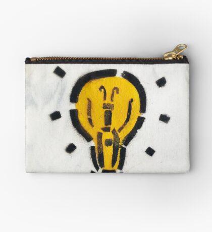 Bright Ideas Stencil Graffiti Studio Pouch