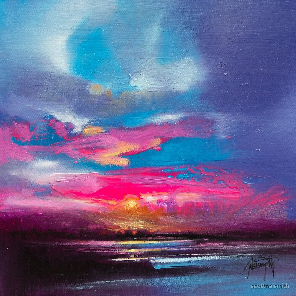 Chromodynamics Study by scottnaismith
