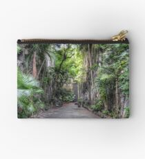 Historical Places of Nassau, The Bahamas: The Queen's Staircase Studio Pouch