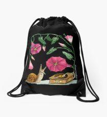 LOVE MUSIC Drawstring Bag