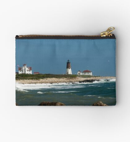 Old New England Lighthouse Studio Pouch