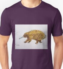 "Echidna ""Soldiering on"" Unisex T-Shirt"