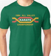 ALL VALLEY KARATE CHAMPIONSHIP 1984 Unisex T-Shirt