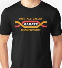 ALL VALLEY KARATE CHAMPIONSHIP 1984 T-Shirt