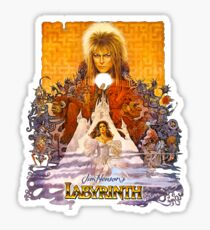 Labyrinth Sticker