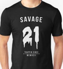 21 Wilde Slim Fit T-Shirt