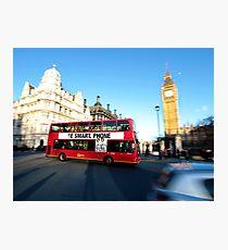 London Smart Photographic Print