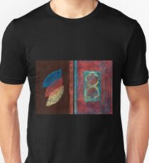 Synthesis (Artist Book - pp1&2) Unisex T-Shirt