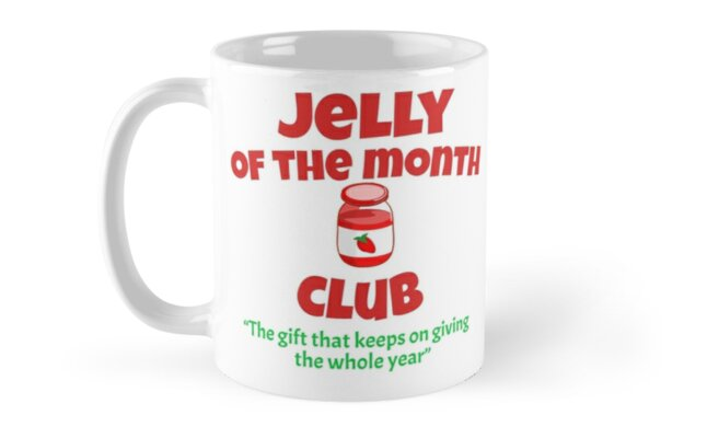 christmas vacation jelly of the month club by movie shirts - Jelly Of The Month Club Christmas Vacation