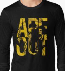 Discreetly Greek :: Alpha Phi Alpha :: APE OUT Long Sleeve T-Shirt