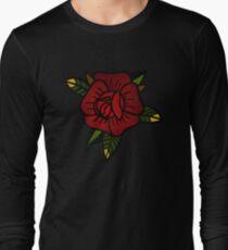 Sailor Jerry Rose T-Shirt
