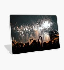 Riverfire 2012 fireworks subdued Laptop Skin