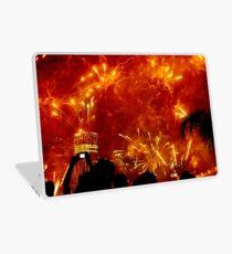 Riverfire 2012 fireworks Laptop Skin
