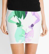 Minimalist She-Hulk Mini Skirt