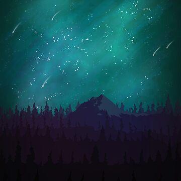 Stars by Leylaleya