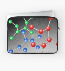 Science abstract. Laptop Sleeve