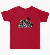 Cartoon Monster Truck Kids Clothes
