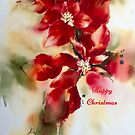 Happy Christmas by Bev  Wells