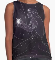 Queen of the Stars Contrast Tank