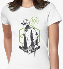 Watch Dogs 2 - Hacker Services Womens Fitted T-Shirt