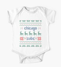 Christmas Chicago Cubs Kids Clothes