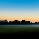 out on clapham common by Tony Jackson