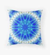 Daylight Blue  Throw Pillow