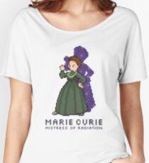 Marie Curie Entrenadora Pokémon Women's Relaxed Fit T-Shirt