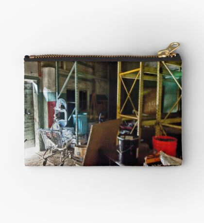 The Back Room  Studio Pouch