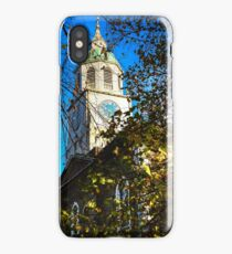 clapham trinity iPhone Case/Skin