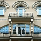 Art Nouveau in Riga - Latvia by Arie Koene