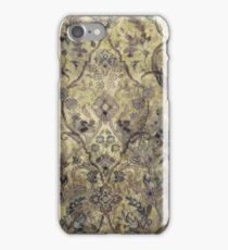 An Antique Floral Pattern. iPhone Case/Skin