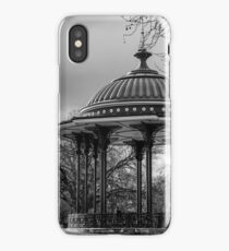 bandstand clapham iPhone Case/Skin