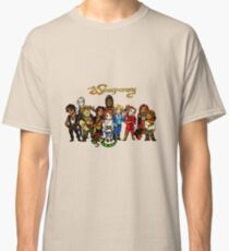 Weaponry Chibi Cast Classic T-Shirt