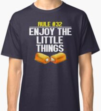Zombieland - Rule #32 Enjoy The Little Things Classic T-Shirt