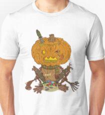 Grumpy Gourd Unisex T-Shirt