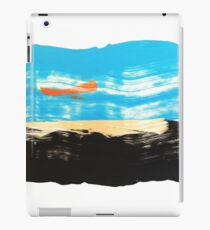 dune and sun iPad Case/Skin