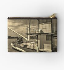A Trip to the past  Studio Pouch