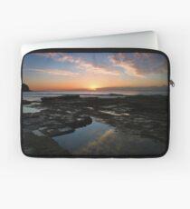Beach Sunrise Laptop Sleeve