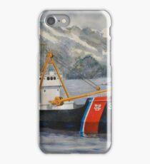 Coast Guard Cutter Citrus iPhone Case/Skin